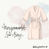 Morgenmantel-Sew-Along